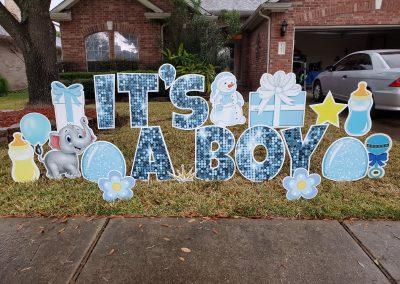 Birth Announcement Yard Signs Near Me