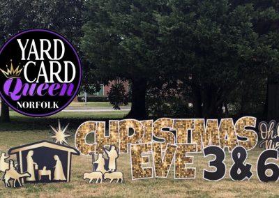 Christmas Yard Signs Near Me