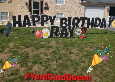 Birthday Lawn Signs Near Me in Harrisburg