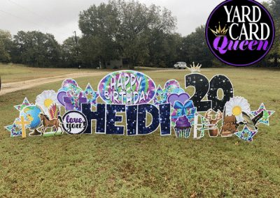 Fun Yard Signs In Front Lawn