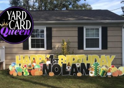 Birthday Yard Stakes For Your Lawn Norfolk
