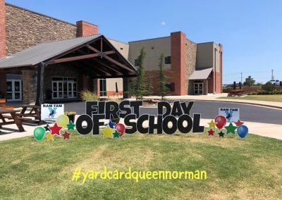 Welcome Back To School Oklahoma City