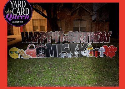Yard Sign Rentals Near Me Mansfield, Texas