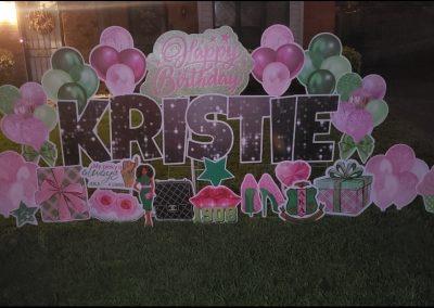 Best Happy Birthday Yard Sign Rentals in Cordova, TN